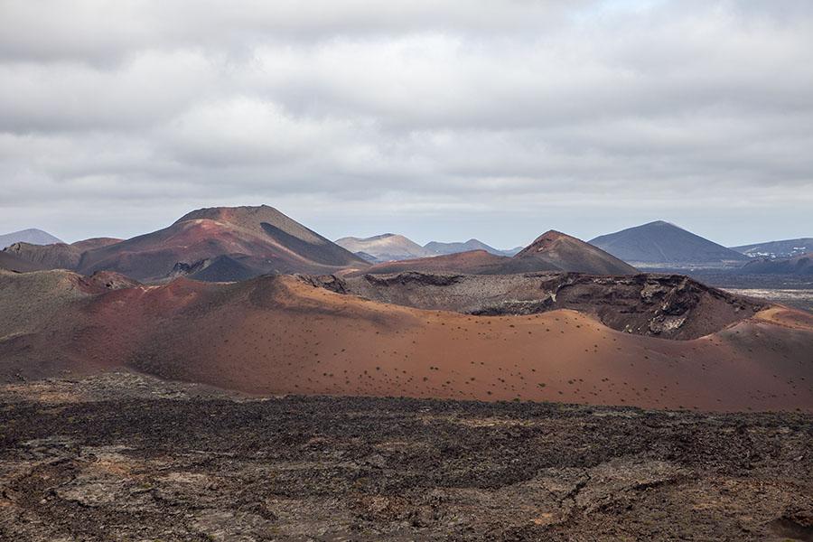 Lanzarote – Timanfaya Nationalpark